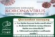 Koronavirus bəlasından necə qorunaq?