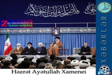 Ayətullah Xamenei