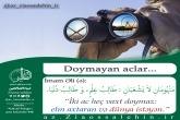 """""""İki ac heç vaxt doymaz: elm axtaran və dünya istəyən."""""""