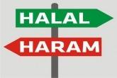 halal və Haram